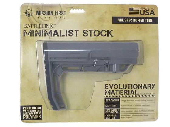 MFT Battlelink Minimalist Stock Gray