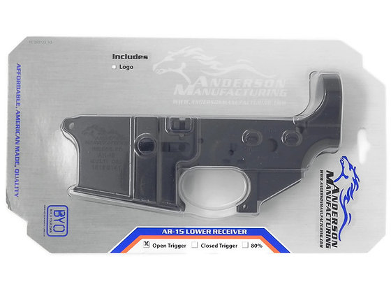 Anderson Lower Retail Packaged