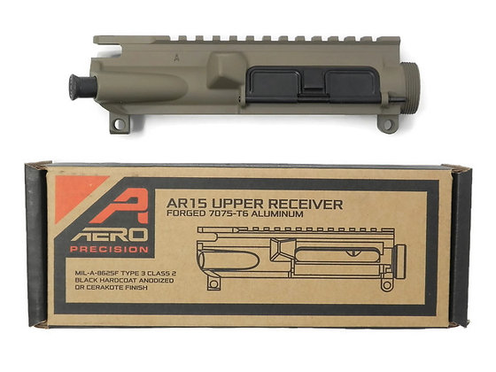 FDE Aero Precision Assembled Upper Receiver
