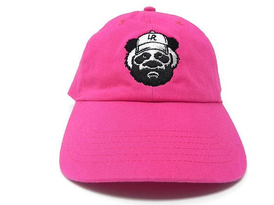 LRA Polo Hat (Fuchsia Pink)