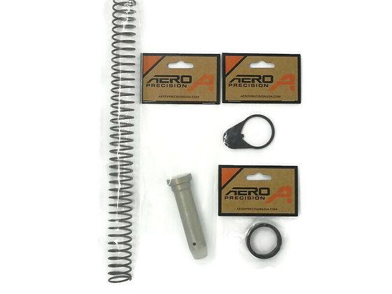 Aero Precision AR15 Buffer Kit MINUS TUBE