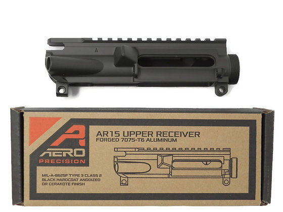 Aero Precision AR15 Stripped Upper OD Cerakote