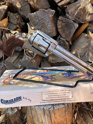 Cimarron Buffalo Bill Cody 45LC Signature Series Laser Engraved Frontier