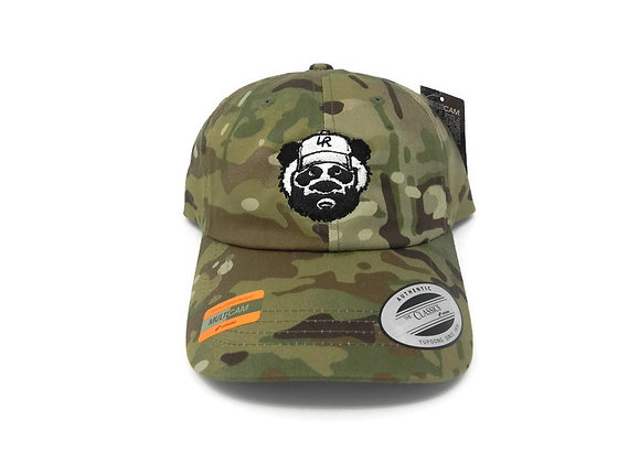 Yupoong Low Profile Cotton Twill MultiCam