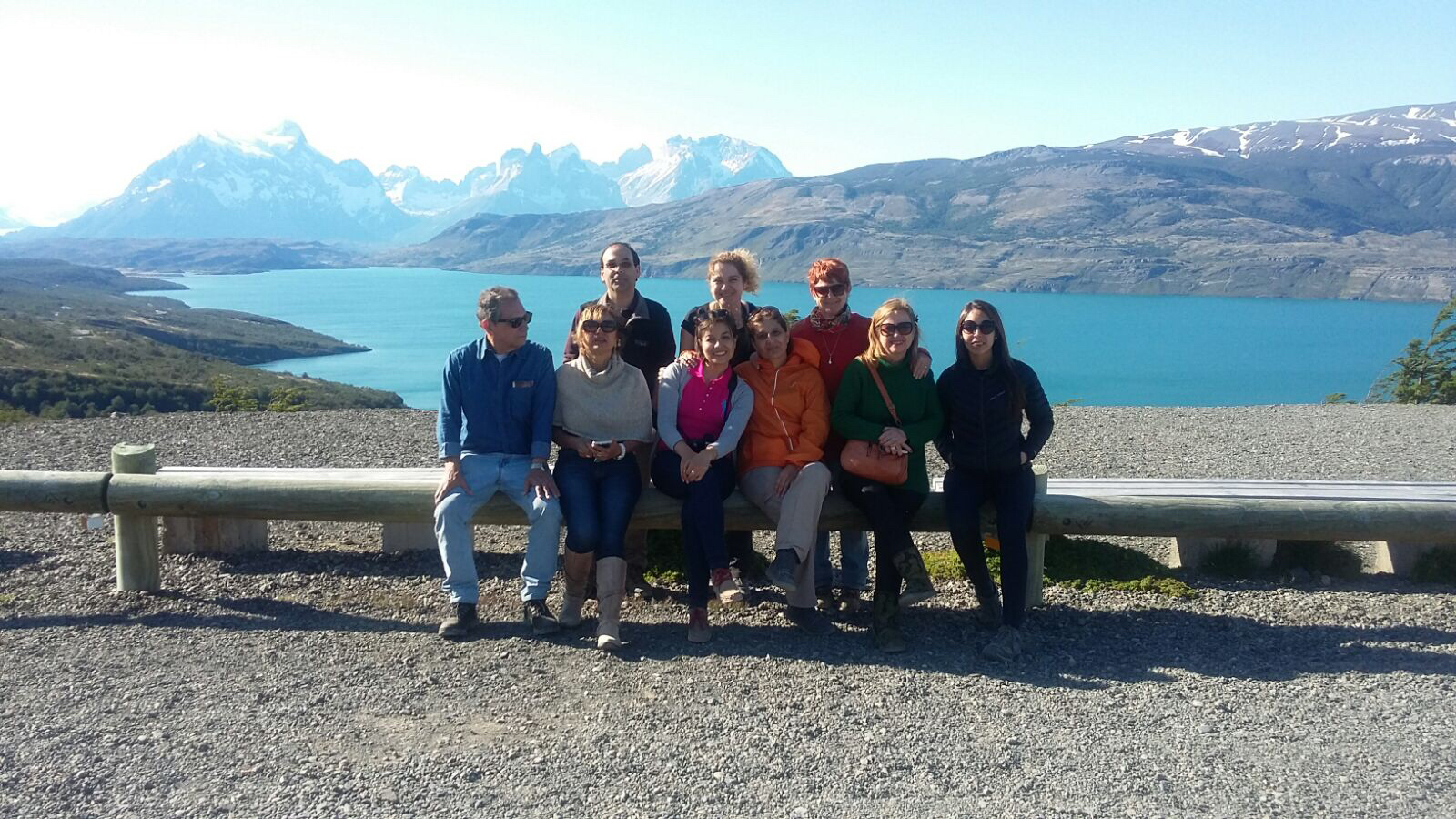 Tour Full Day Paine
