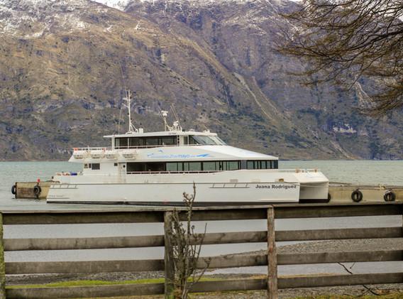 Catamaran Nuevo desde Estancia Perales 1