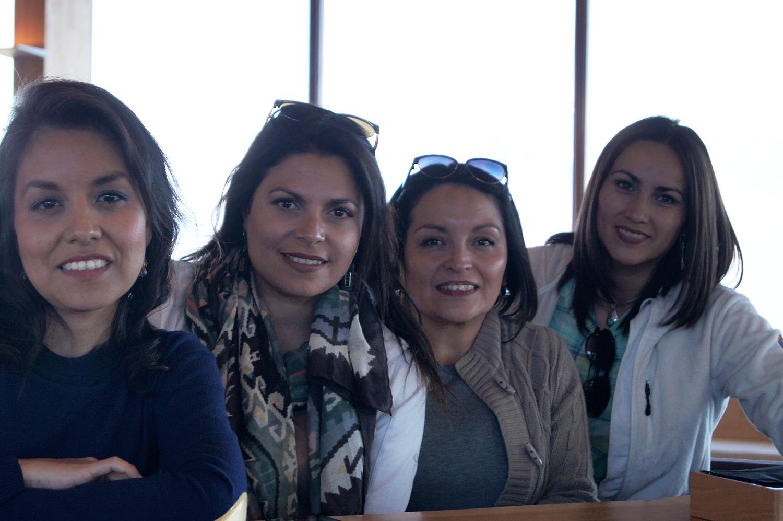 Equipo en Tierra Patagonia