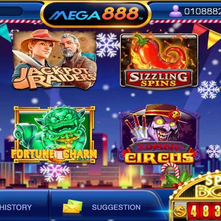 How to win Mega888 online slot