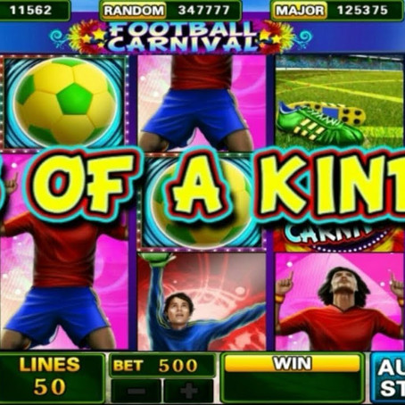 Tips to hit jackpot in 918kiss Football Carnival