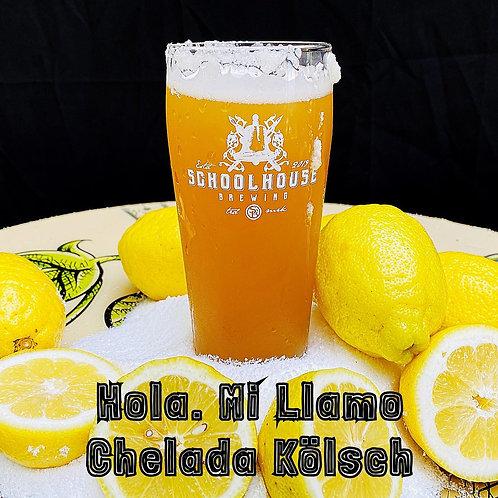 Chelada Kolsch - 64oz Growler