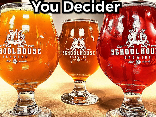 You Decider Mango - 64oz Growler