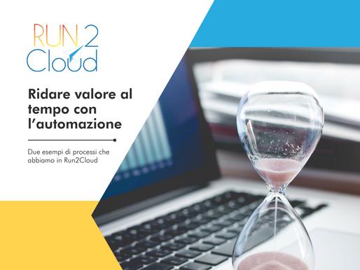 Ridare valore al tempo con l'automazione