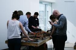 Sound Tables Collaboration A.L.E