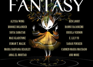 Book review:  The New Voices of Fantasy