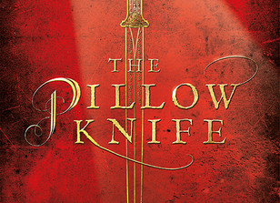 The Pillow Knife: Advance Review Copies