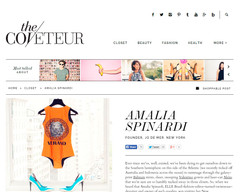 Site The Coveteur USA
