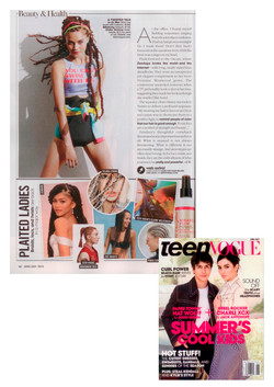 Revista Teen Vogue USA