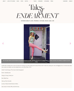 Site Tales of Endearment USA
