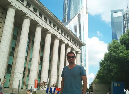 AdnanAhmedicClassicalGuitarist Concert at Shanghai Oriental Arts Center