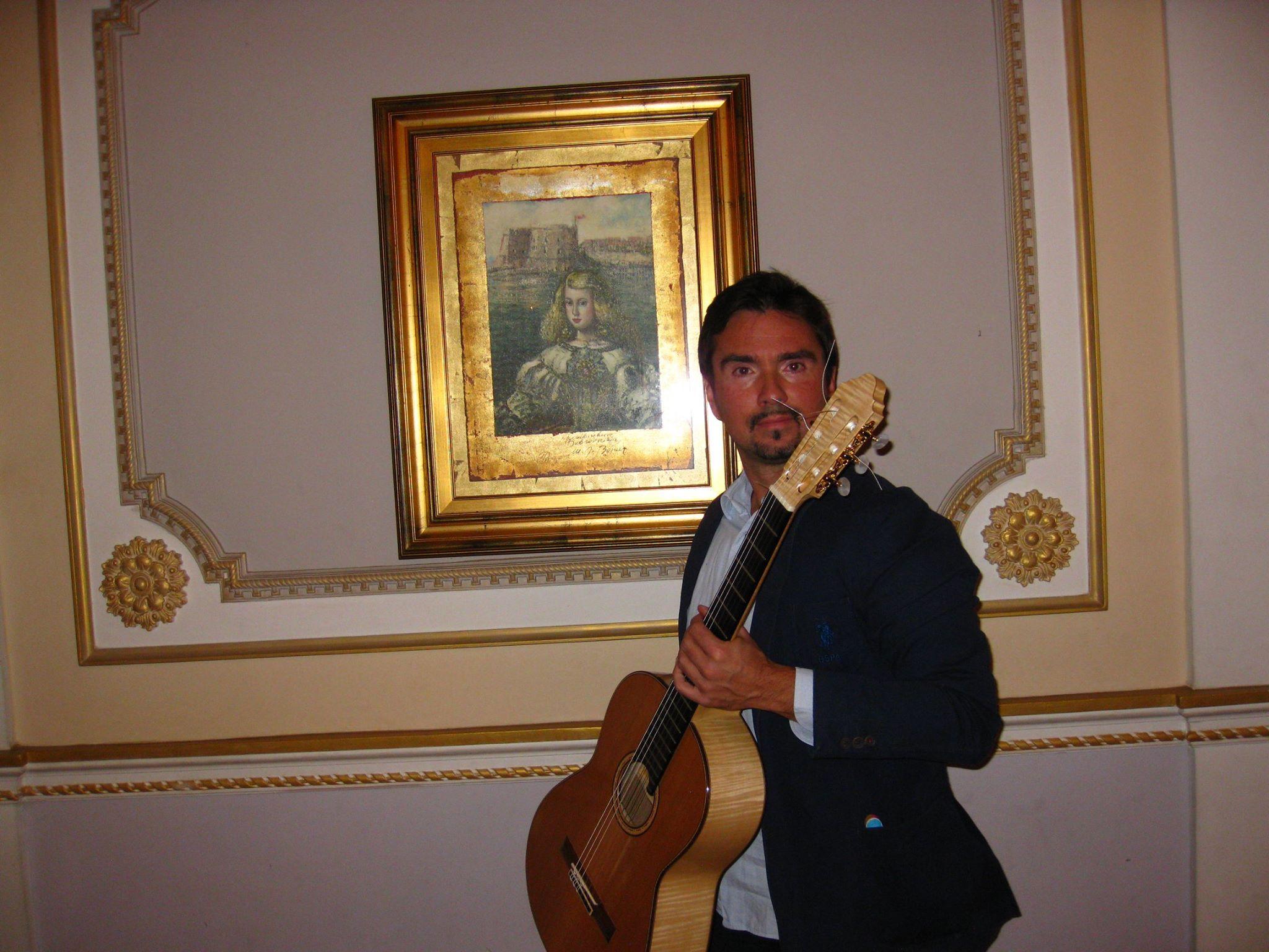 Adnan AhmedicClassical Guitarist
