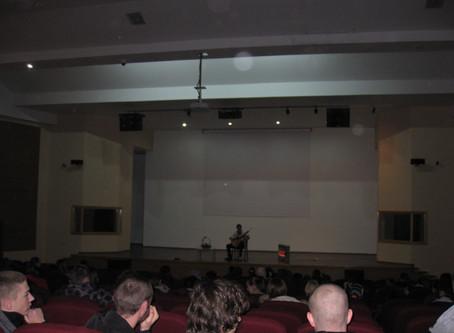 AdnanAhmedic ClassicalGuitarist Tour in Bosnia and Herzegovina 12 cities