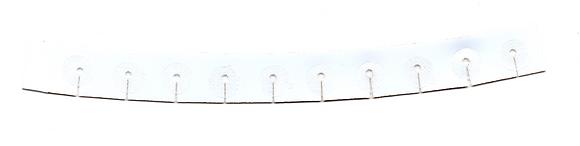 Balines magnetizados Transparentes