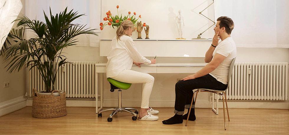 Praxis für Osteopathie in Hamburg