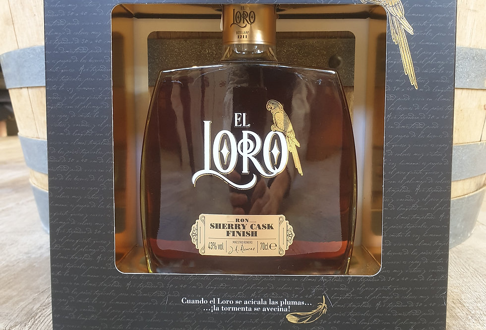 EL LORO SHERRY CASK FINISH