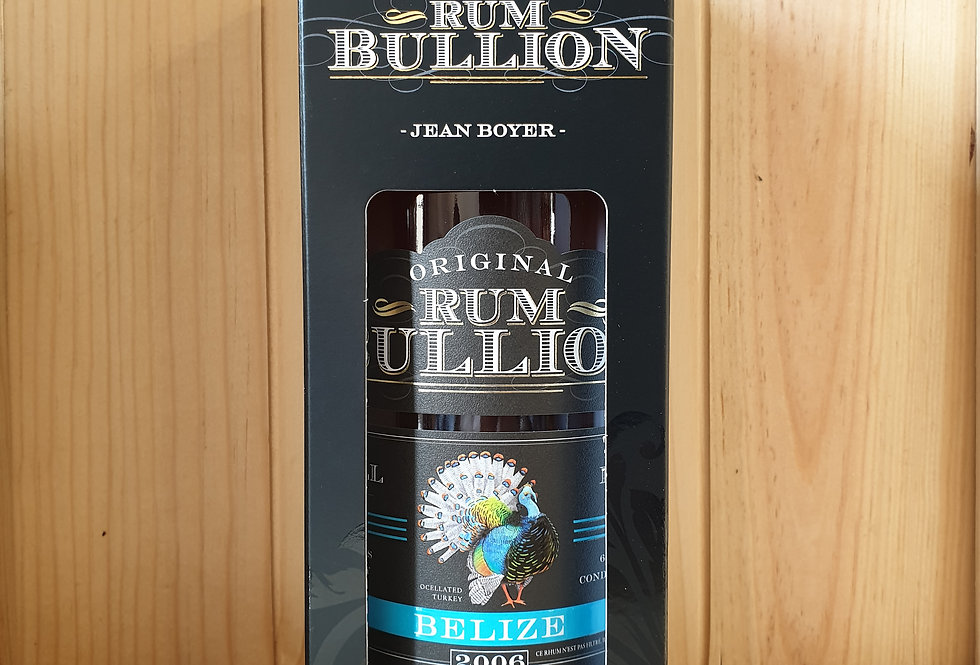 RUM BULLION BELIZE
