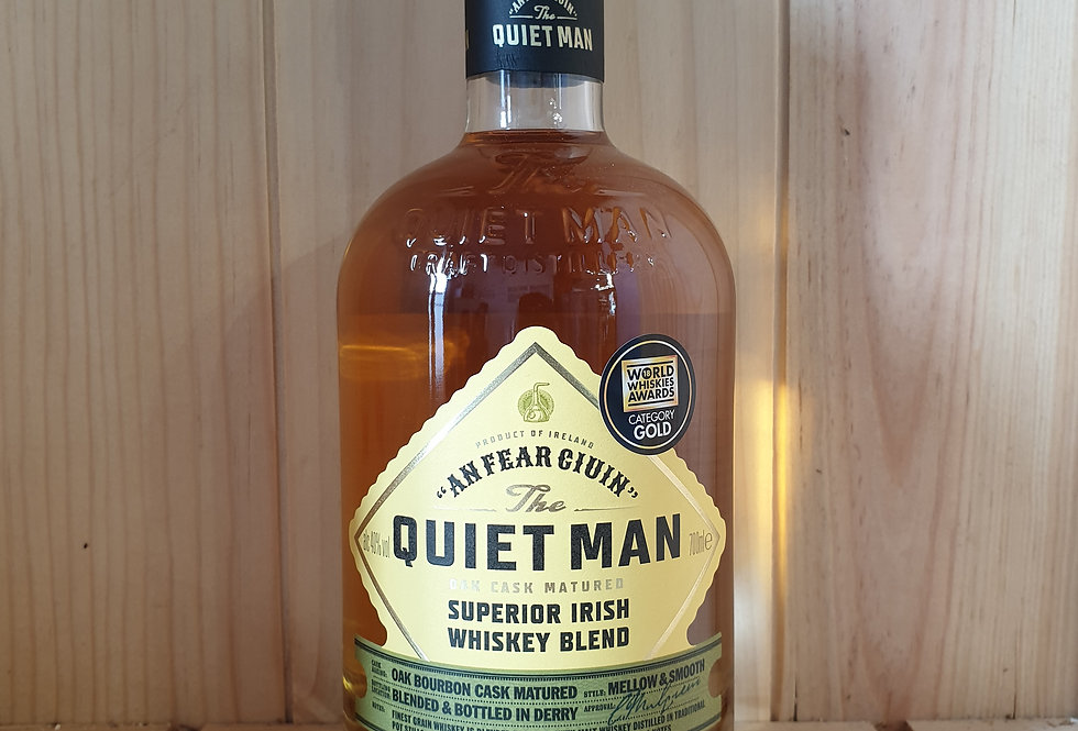QUIET MAN SUPERIOR