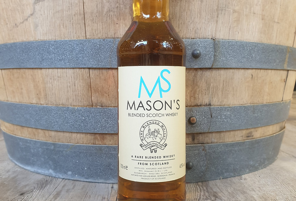 MASON'S WHISKY