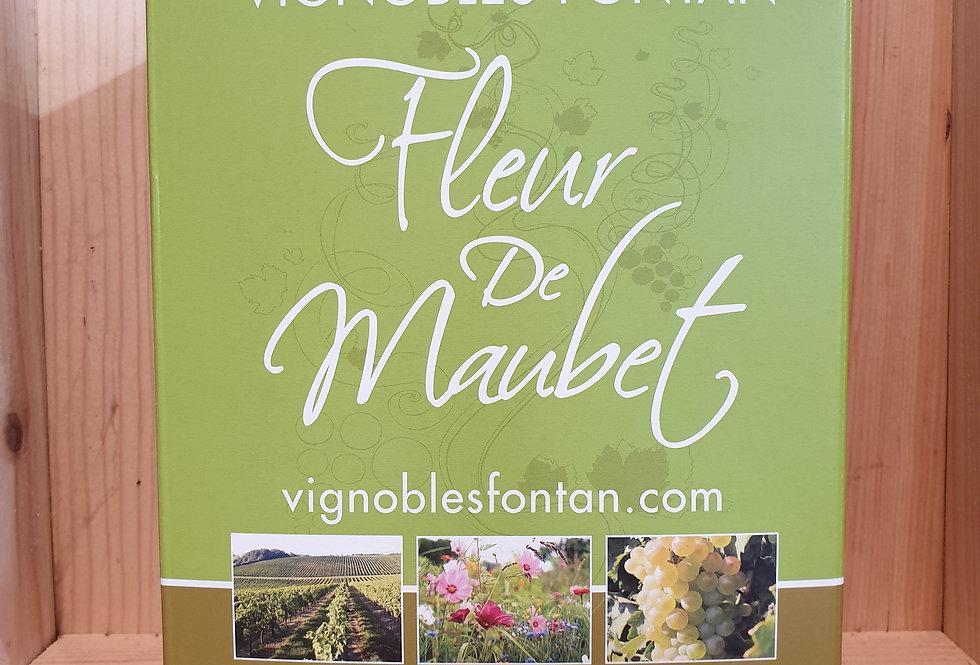 FLEUR DE MAUBET BLANC 3L