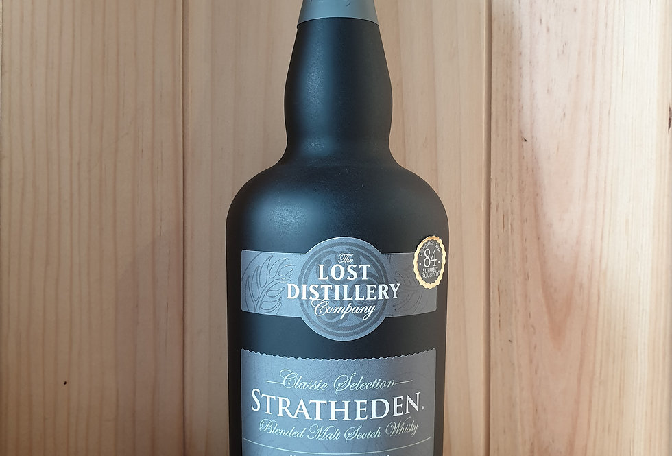 STRATHEDEN LOST DISTILLERY