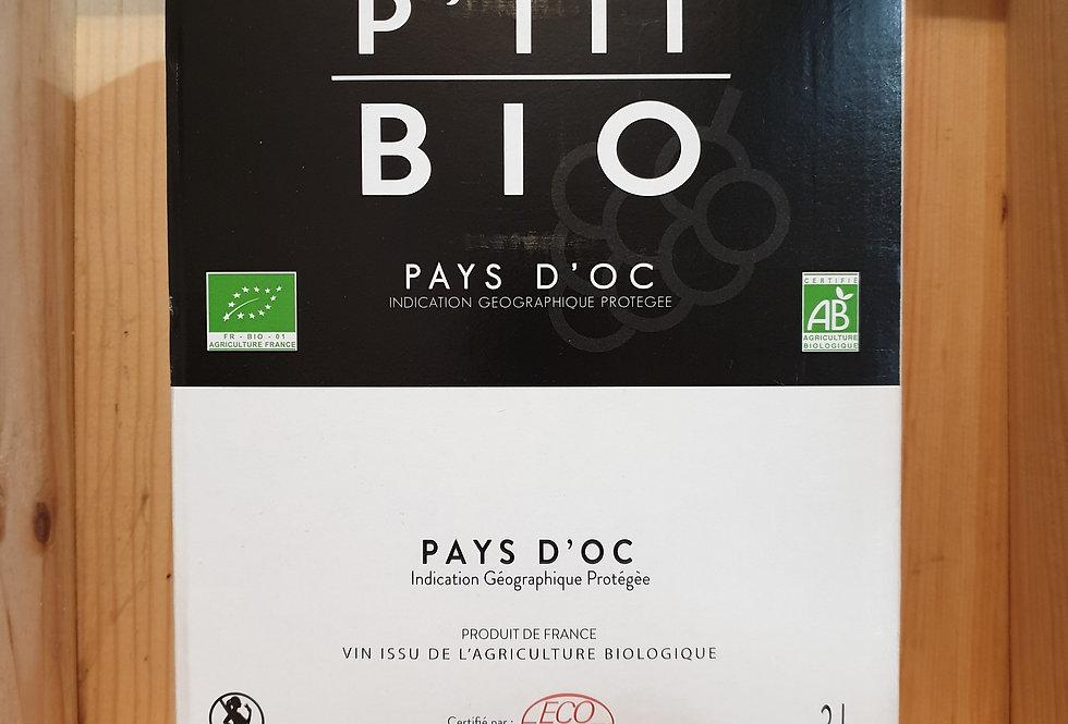 LE P'TIT BIO 3L