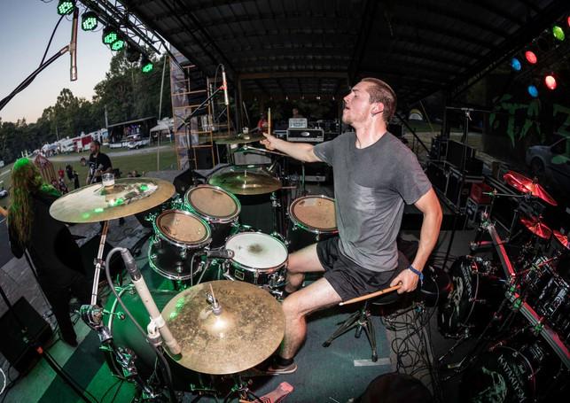 Brett - Drums