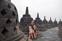 TripsByK -Borobudur (Yogyakarta), IN