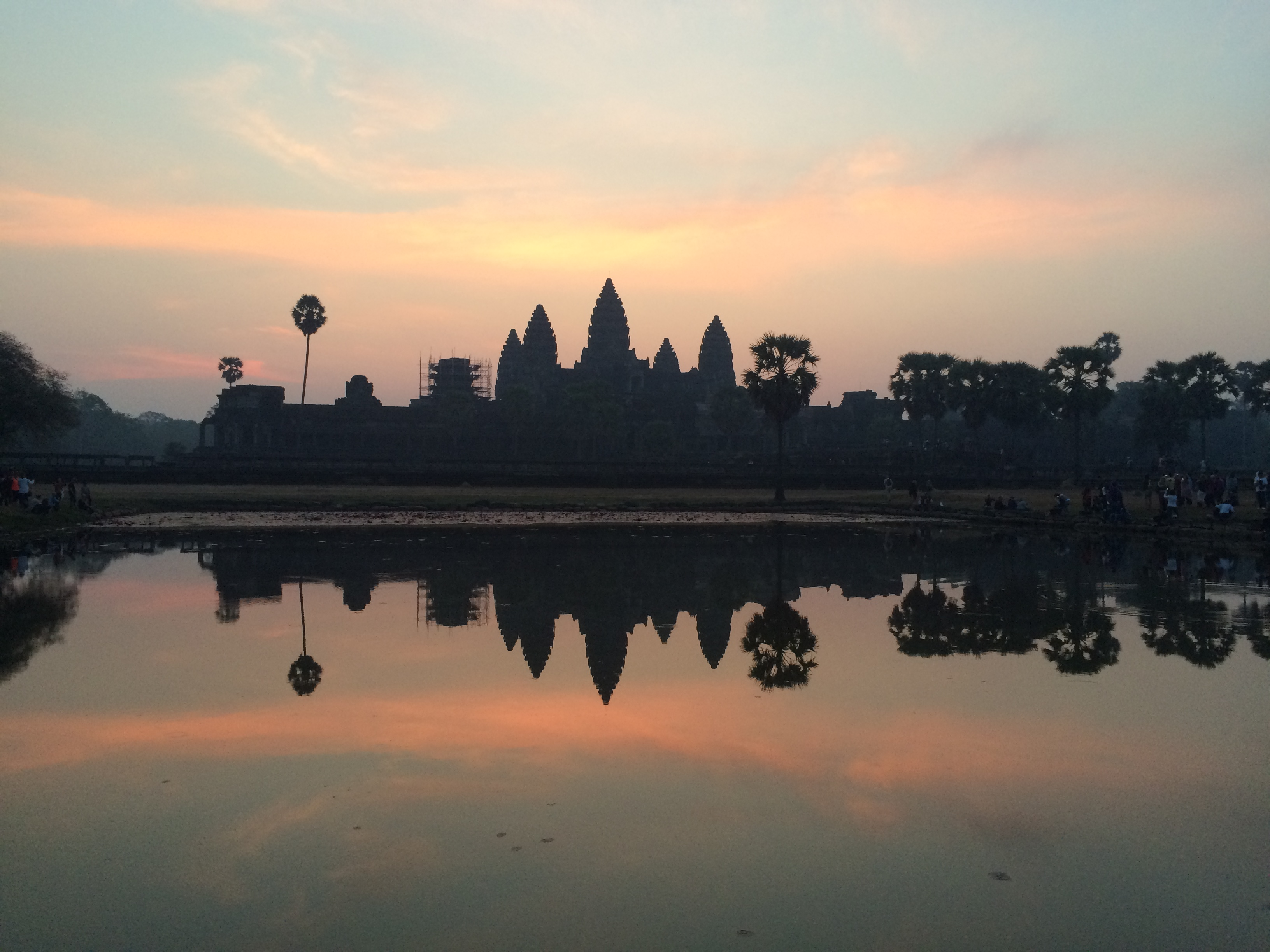 TripsByKids - Ankor Wat, Cambodia