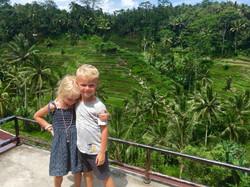 TripsByKids -Philip & Sienna in Ubud