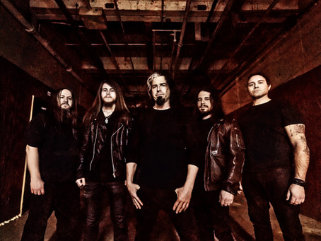 LET US PREY Sign With M-Theory Audio New album 'Virtues of the Vicious' to be released this