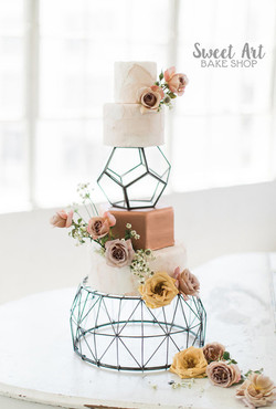 Industrial Ethereal Cake