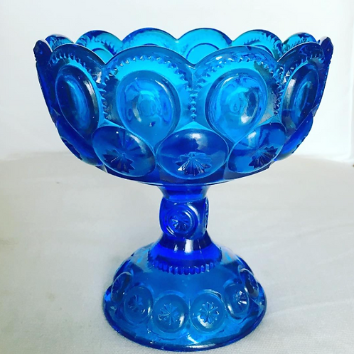 Cobalt Blue Candy Bowl