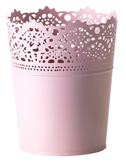 Pink Lace Cup