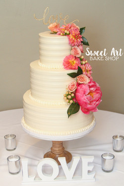 Floral Buttercream Beauty