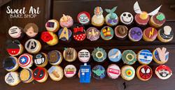 Fandom Cupcakes
