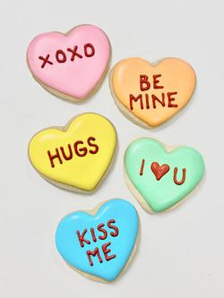 Valentine Conversation Hearts
