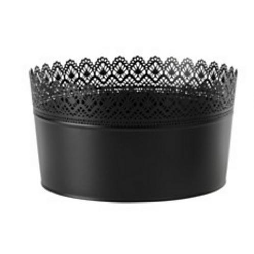 Black Lace Bucket for Cake Pops & Pie Pops