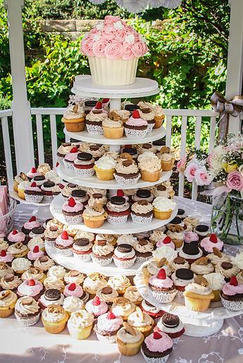 Large Cupcake Stand