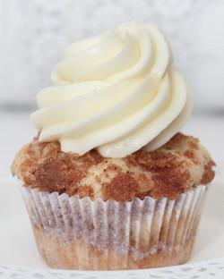 Coffee Cake Cupcake