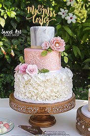 Sweet Art Bake Shop :: Wedding Cakes