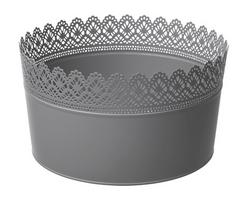 Lace Gray Bucket